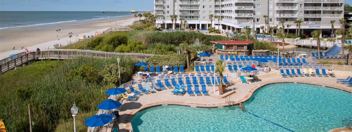 Sea Watch Resort in Myrtle Beach, South Carolina