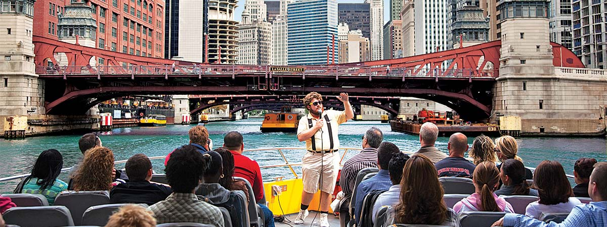 Seadog Chicago Tours in Chicago, Illinois
