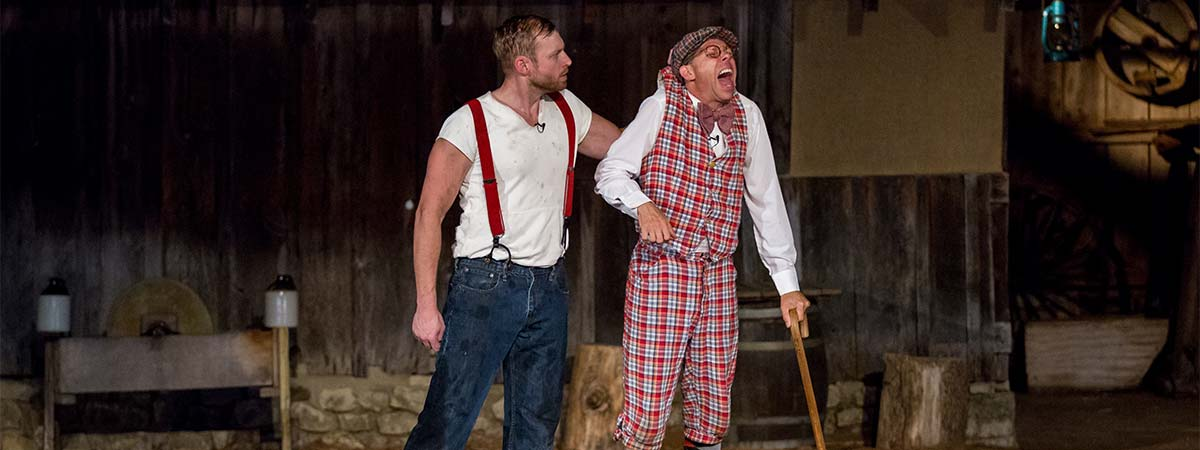 Shepherd of the Hills Outdoor Drama in Branson, Missouri
