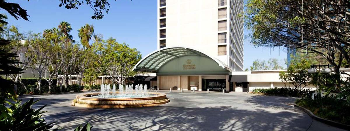 Sheraton Universal Hotel in Universal City, California