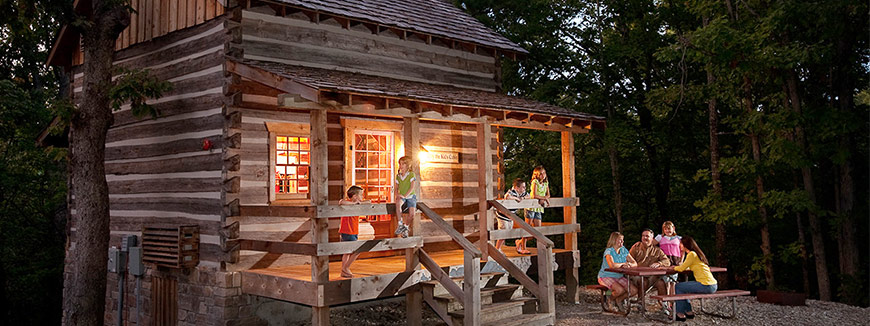 Silver Dollar City Campground