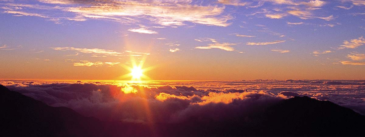Spectacular Haleakala Sunrise Tour