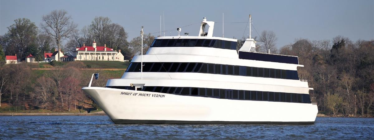 Dinner, entertainment, dancing, and some of DC's popular attractions are some of the highlights of this Spirit of Washington DC Sunset Dinner Cruise with Buffet in Washington, DC. Grab a date and spend the evening on the Potomac River and enjoy the beautiful sunset views.