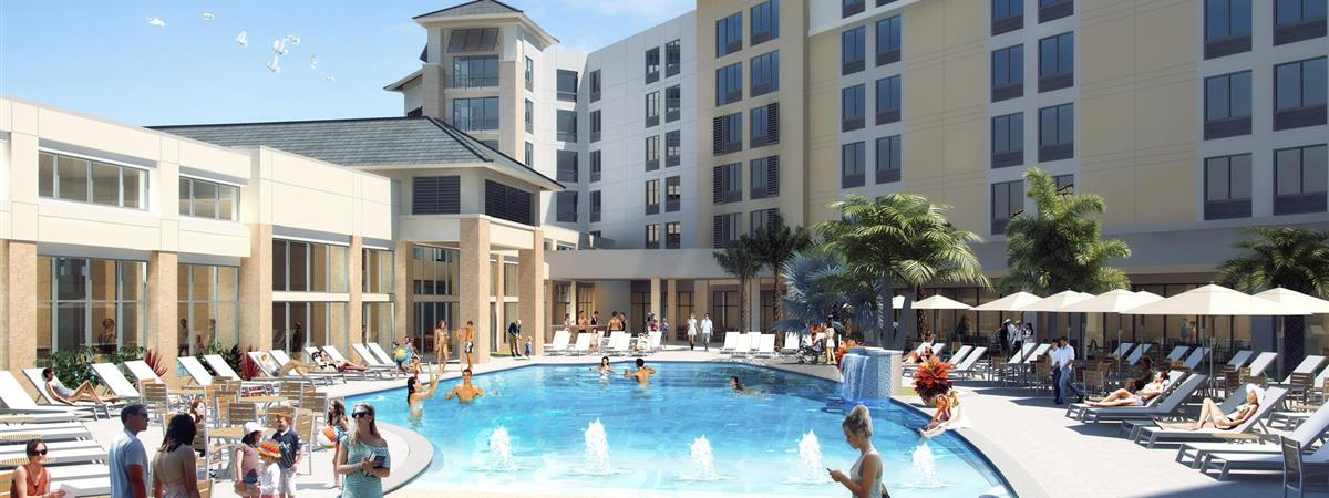 SpringHill Suites Orlando Lake Buena Vista Resort Palm Parkway