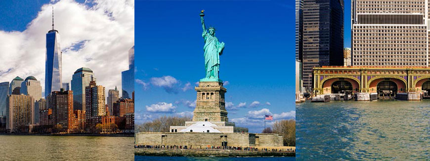 Complete Lower Manhattan Tour: Statue of Liberty & Ellis Island and One World Observatory Tour