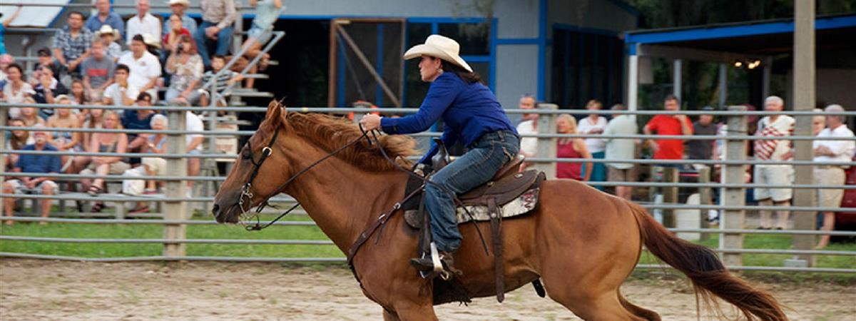 Suhls Rodeo in Kissimmee, Florida