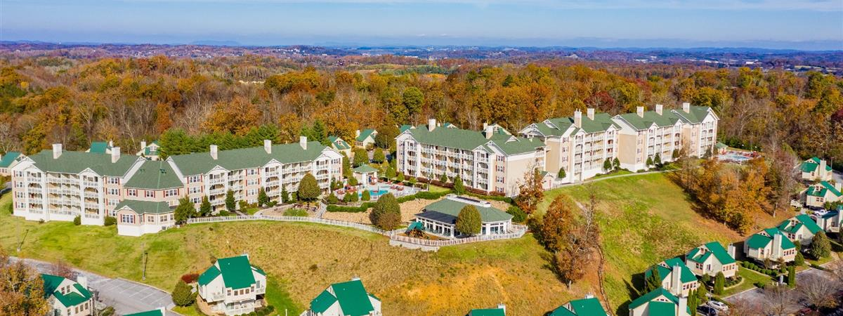 Sunrise Ridge Resort in Pigeon Forge, Tennessee