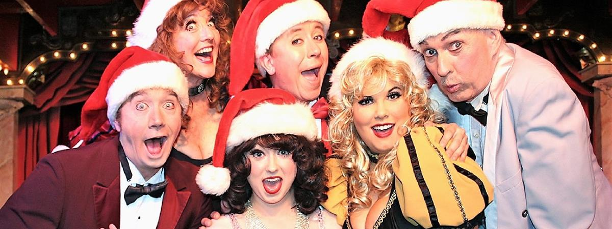 "Sweet Fanny Adams Presents ""Yuletide Madness"" in Gatlinburg, Tennessee"