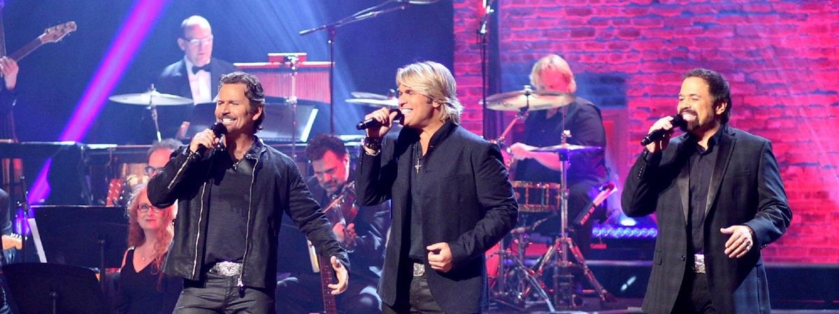 The Texas Tenors in Branson, Missouri