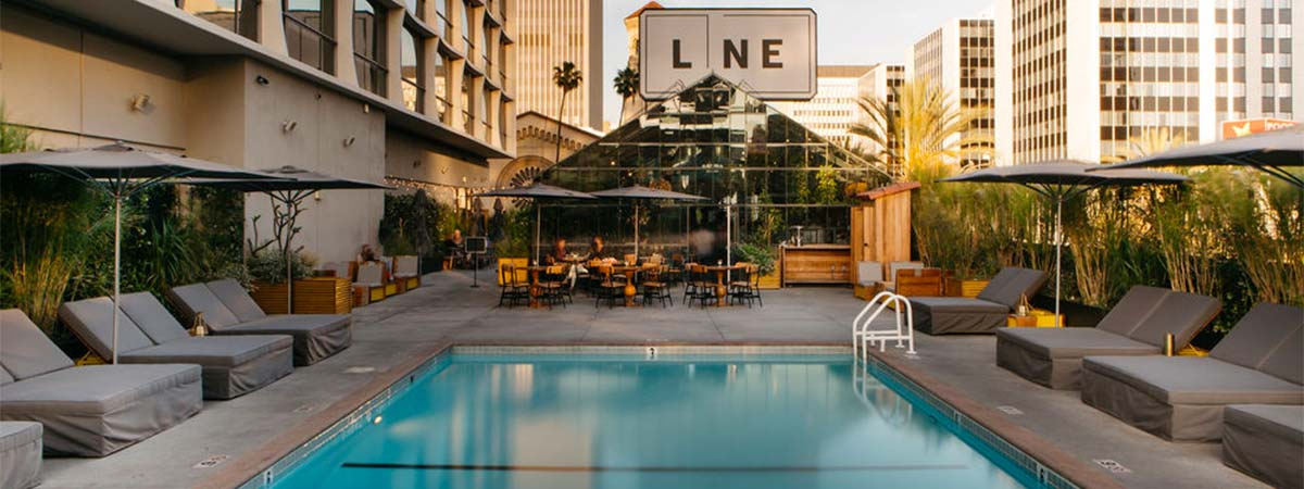 The line hotel los angeles ca - The line hotel los angeles ...