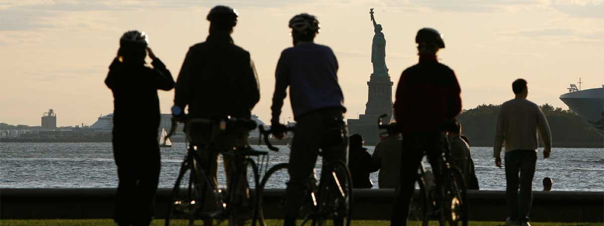 The New York City Highlights Bike Tour