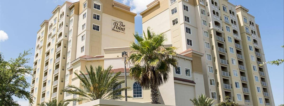 The Point Hotel & Suites in Orlando, Florida