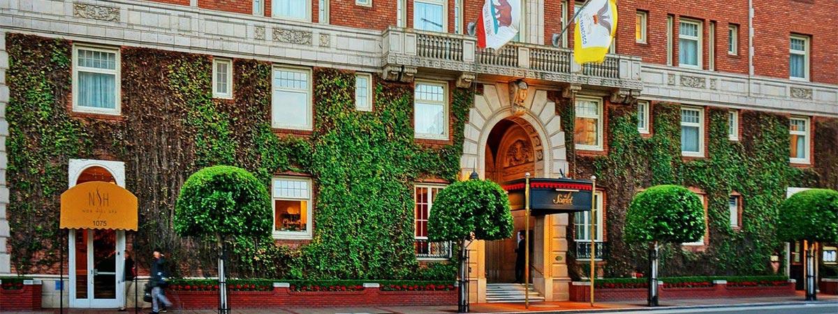 the scarlet huntington hotel san francisco ca. Black Bedroom Furniture Sets. Home Design Ideas