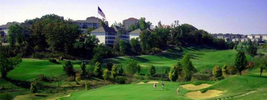 Thousand Hills Condos & Golf Resort in Branson, Missouri