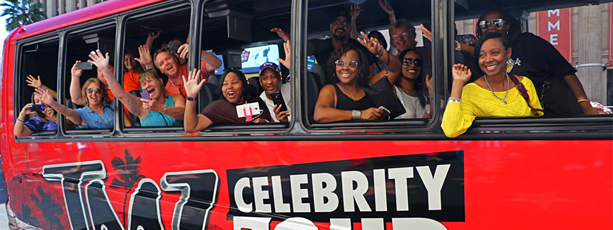 TMZ Celebrity Tour in Los Angeles, California