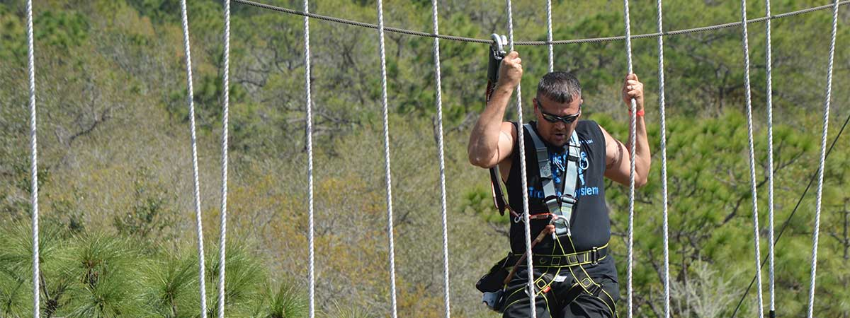TreeUmph Adventure Course - Bradenton