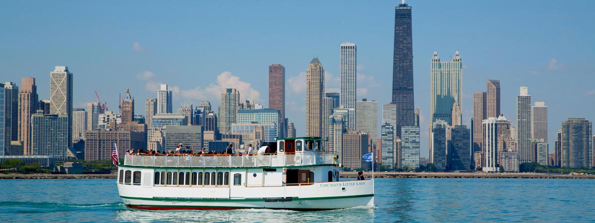 Urban Adventure Cruise in Chicago, Illinois