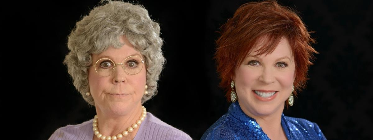 Vicki Lawrence  in Branson, Missouri