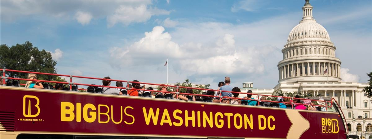 Washington DC Multi-Attraction Explorer Pass