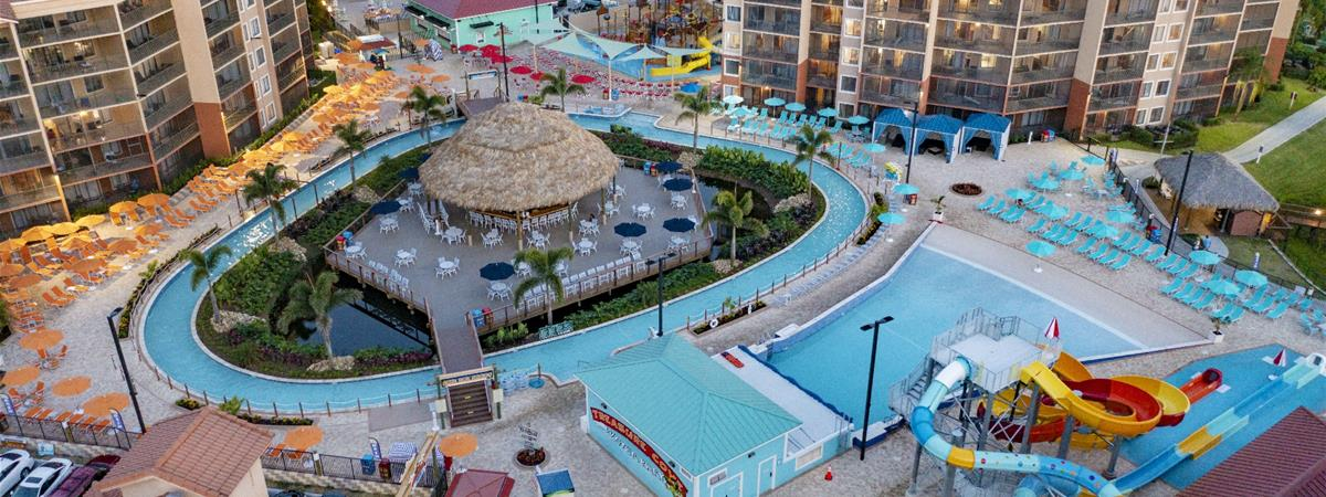 Westgate Lakes Resort & Spa in Orlando, Florida