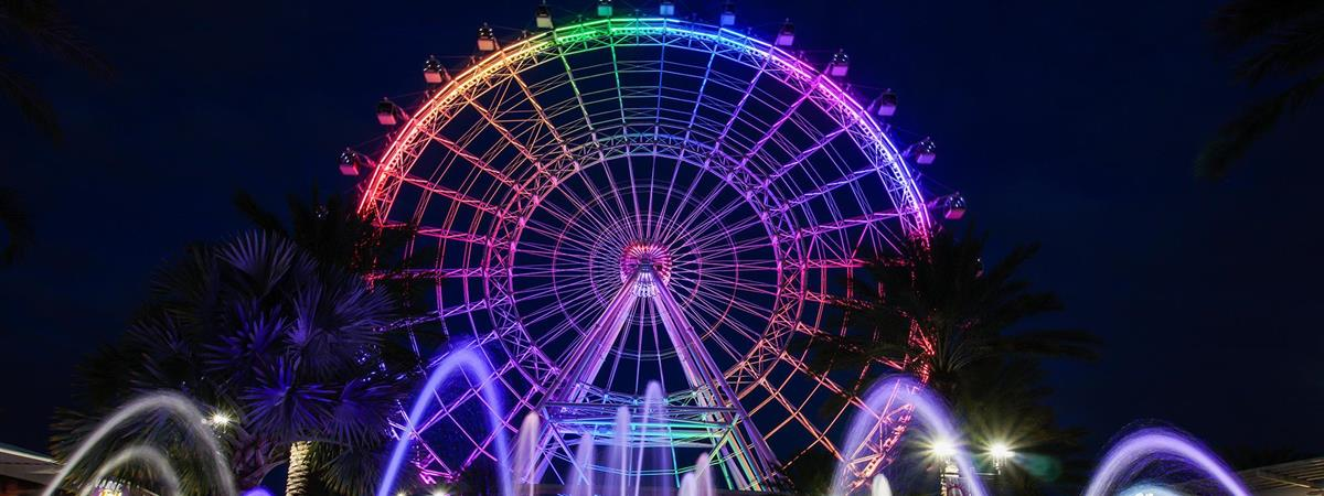 The Wheel in Orlando, Florida