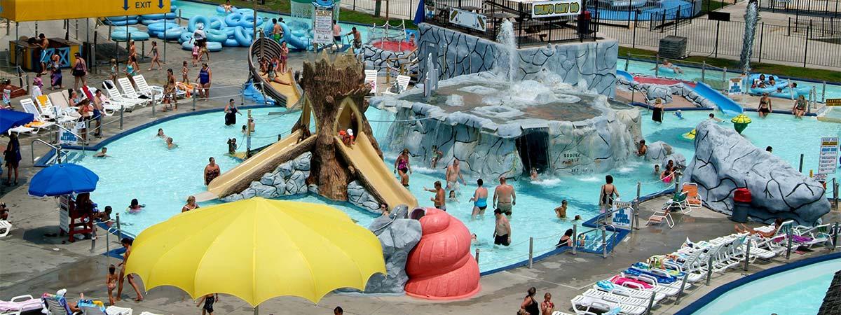 Wild Water Wheels Park Myrtle Beach