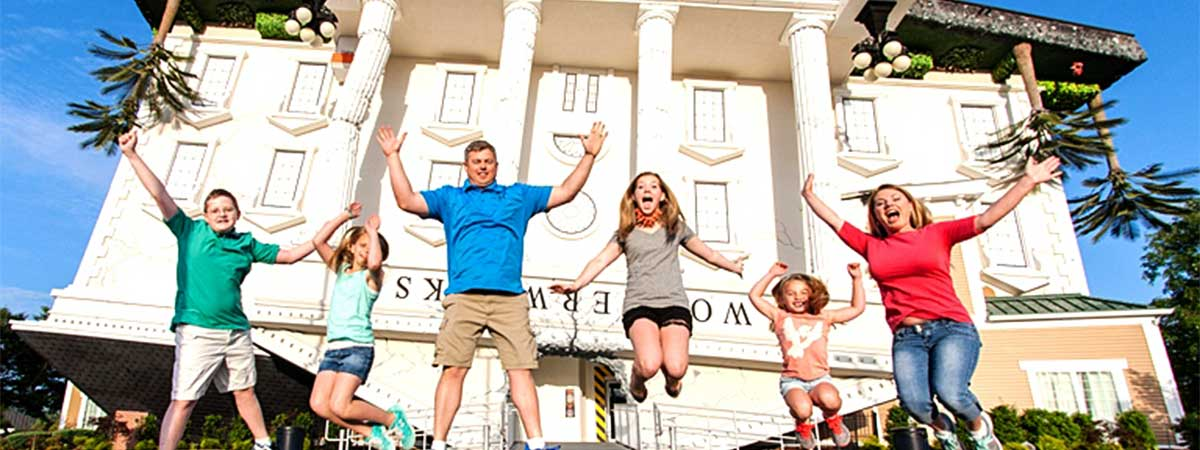 WonderWorks - Tennessee in Pigeon Forge, Tennessee