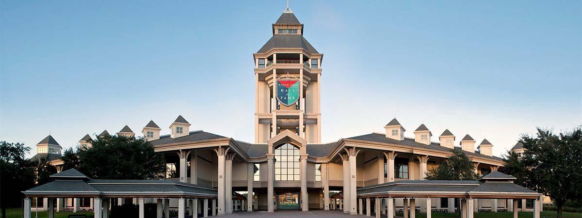 World Golf Hall Of Fame Amp Museum St Augustine Fl