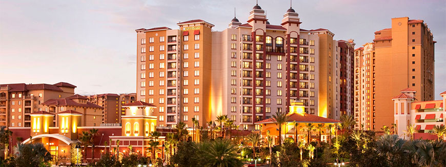 Wyndham Grand Orlando Resort Bonnet Creek in Orlando, Florida