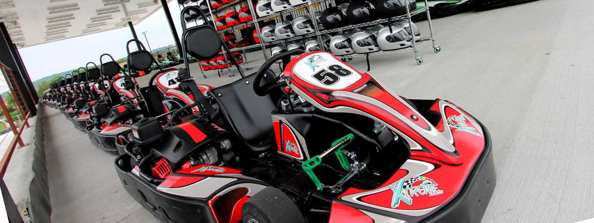 XTreme Racing Center in Branson, Missouri