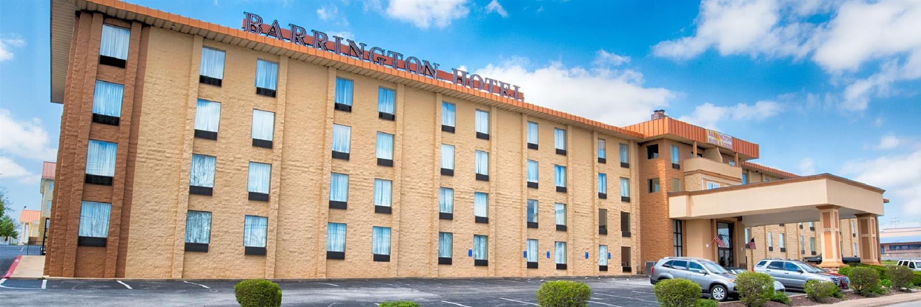 Barrington Hotel & Suites in Branson, Missouri