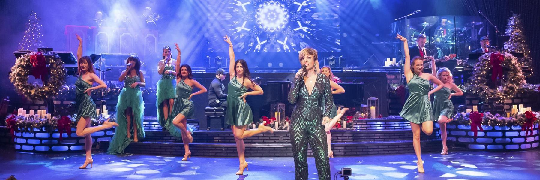 The Carolina Opry Christmas Special in Myrtle Beach, South Carolina
