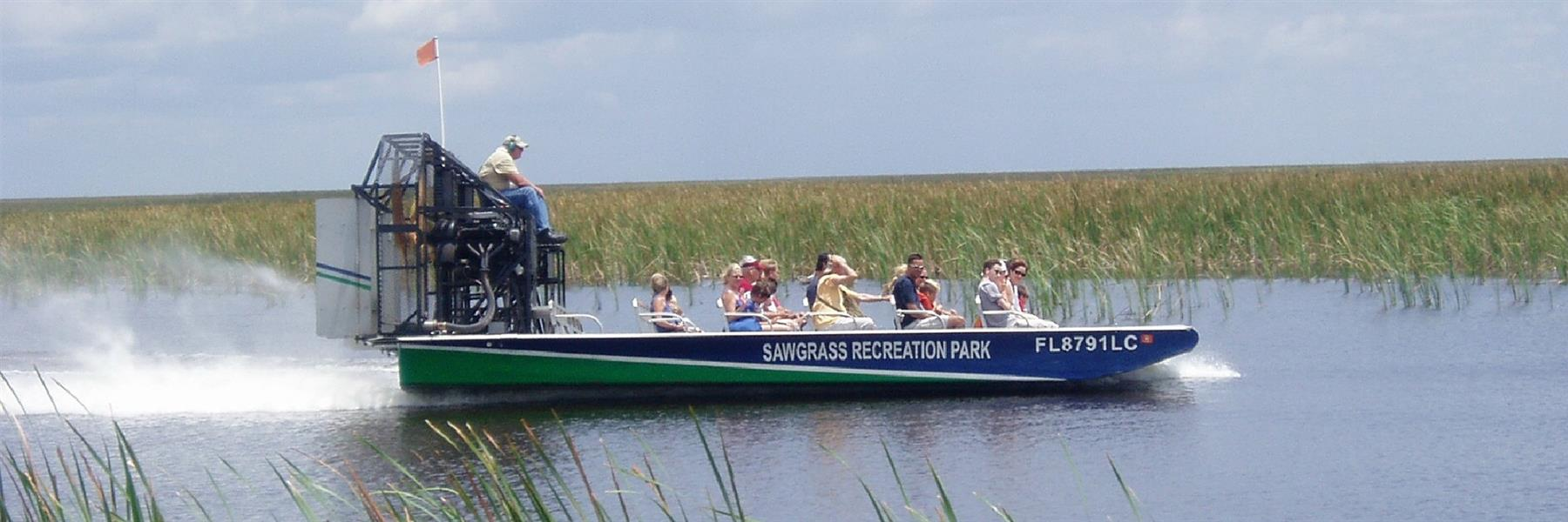 Everglades Tour in Weston, Florida