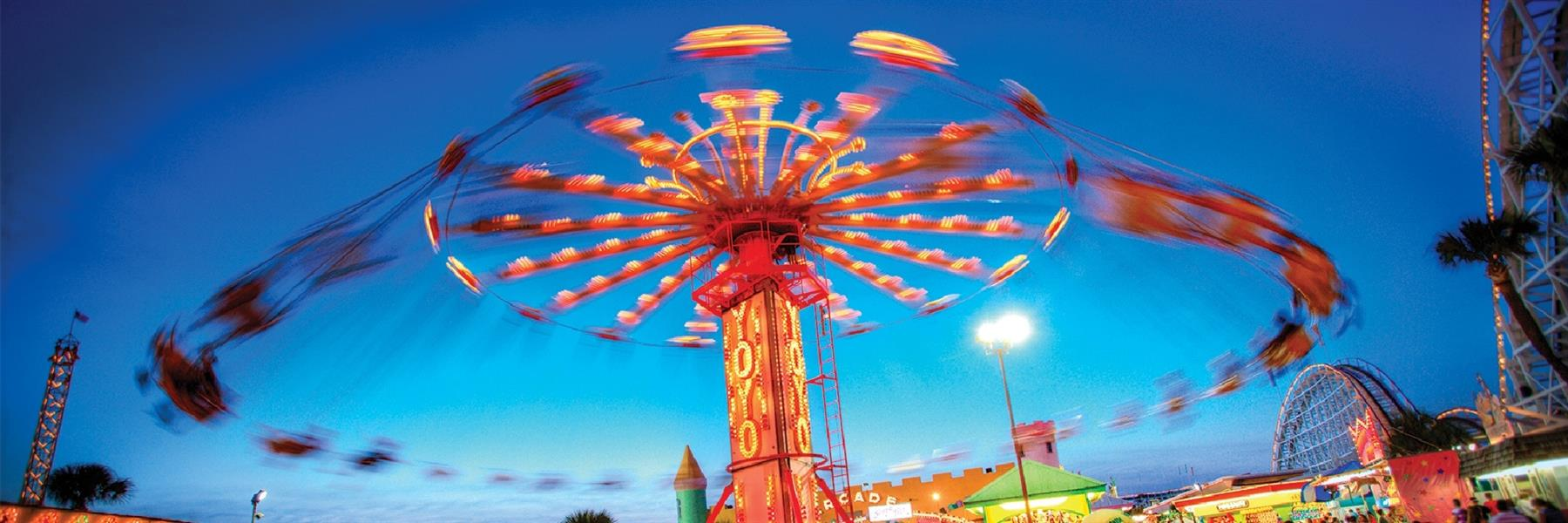 Family Kingdom Amusement Park in Myrtle Beach, South Carolina