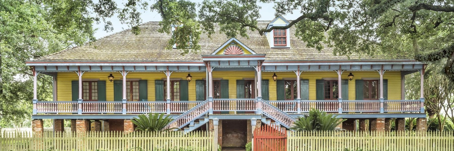 Laura Plantation: Louisiana's Creole Heritage Site in Vacherie, Louisiana