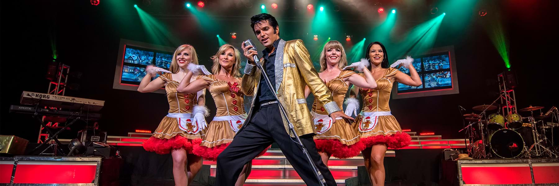 Legends in Concert - Christmas Show in Branson, Missouri