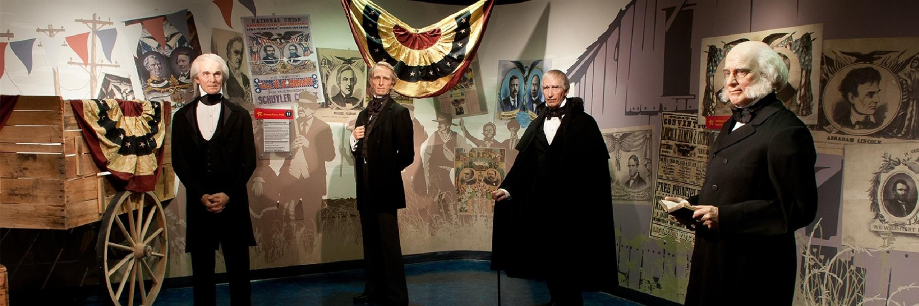 Madame Tussauds Washington DC in Washington, District of Columbia