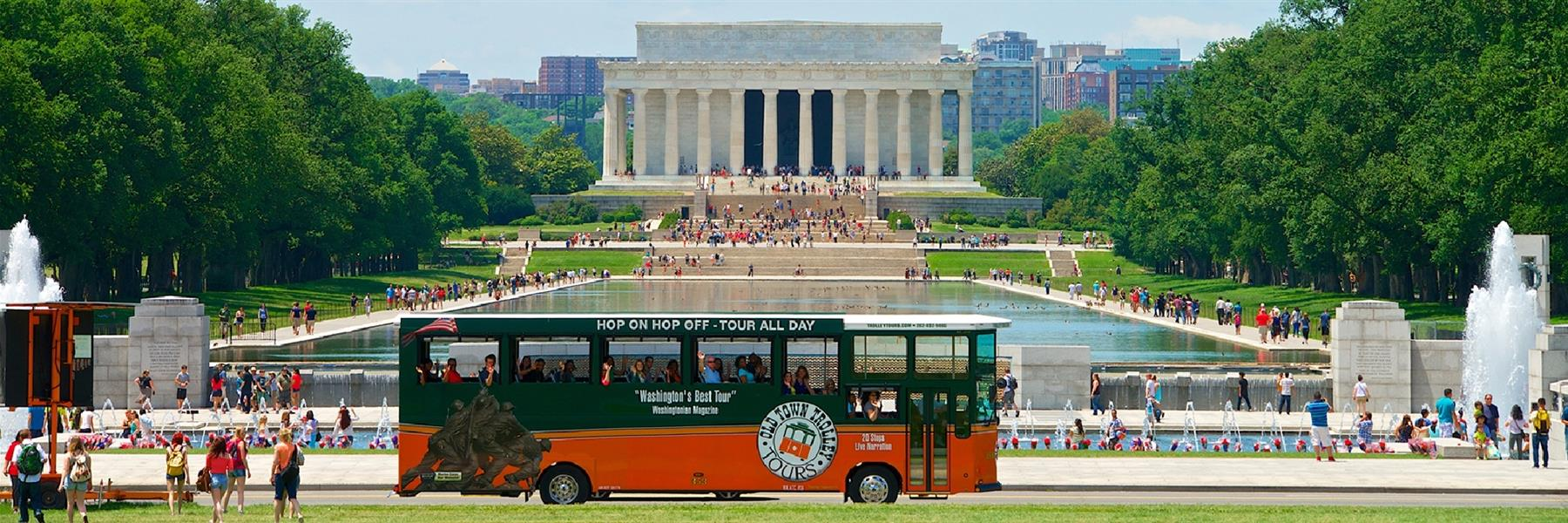 Old Town Trolley Tours of Washington DC in Washington, District of Columbia