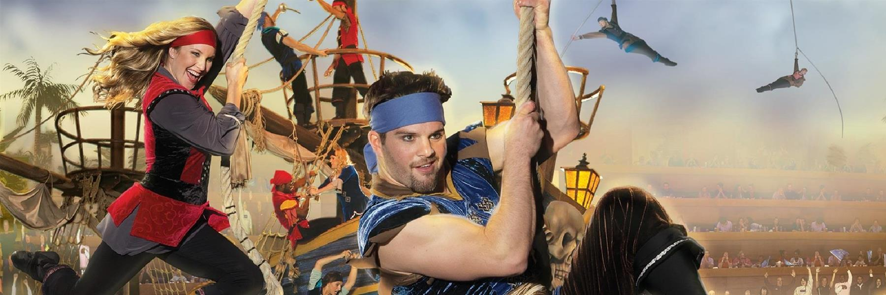 Pirates Voyage - Dinner & Show in Myrtle Beach, South Carolina