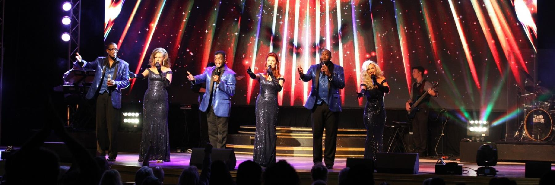Soul of Motown in Pigeon Forge, Tennessee