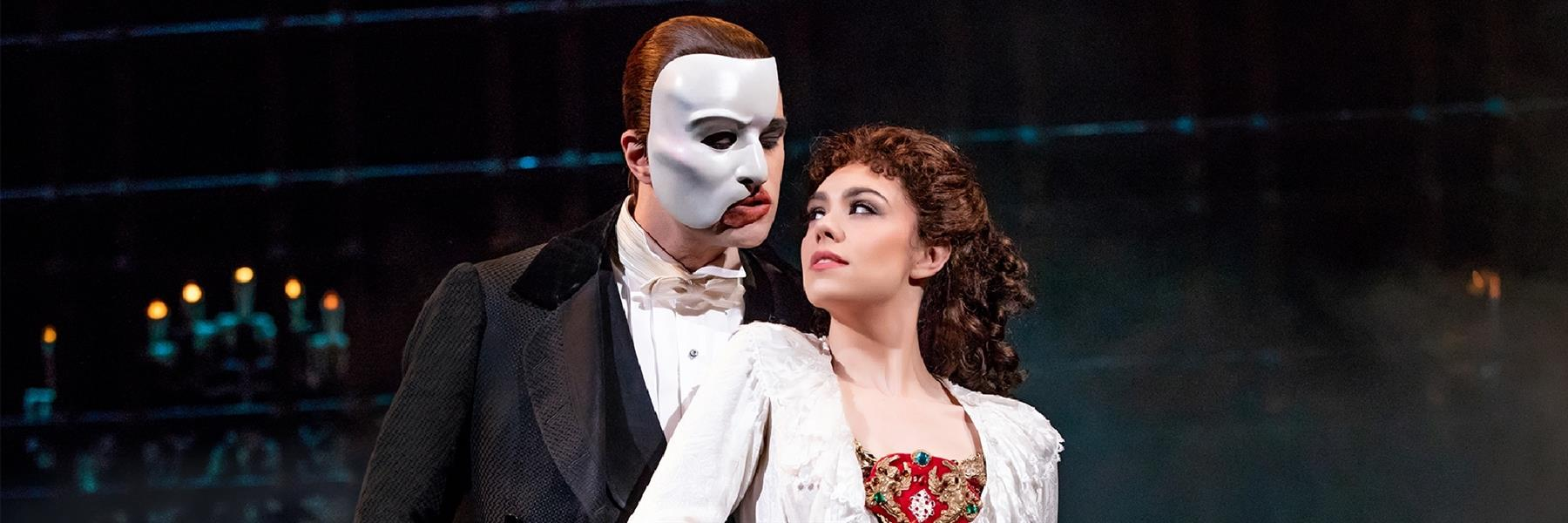 The Phantom of the Opera in New York, New York