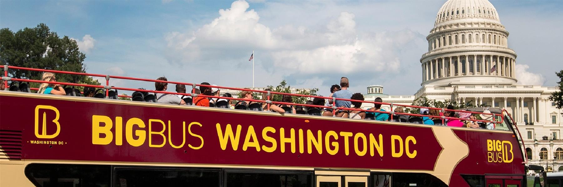 Washington DC Multi-Attraction Explorer Pass® in Washington, District of Columbia