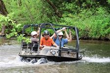 Bear Crawler ATV Adventure in Sevierville TN