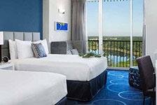 B Resort and Spa located in Disney Springs® Resort area in Lake Buena Vista FL