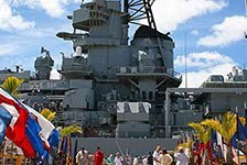 Battleships of World War II Tour in Honolulu, Oahu HI
