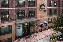 Best Western Plus Arena Hotel in Brooklyn NY
