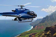 Blue Hawaiian Kauai Helicopter Tours in Lihue, Kauai, Hawaii