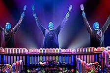Blue Man Group in Orlando FL