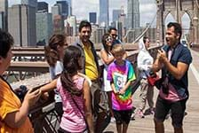 Brooklyn Bridge and DUMBO Neighborhood Tour in New York NY