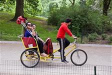 Central Park Pedicab Tours in New York NY